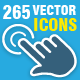 265 Vector Icons