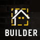 Builder - Responsive Construction drupal theme