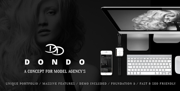 Download DONDO – Model & Agency Portfolio WP Theme nulled download