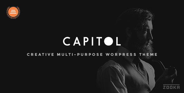 Download Capitol – Creative Multi-Purpose WordPress Theme nulled download