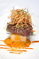 Plated Filet Mignon - PhotoDune Item for Sale