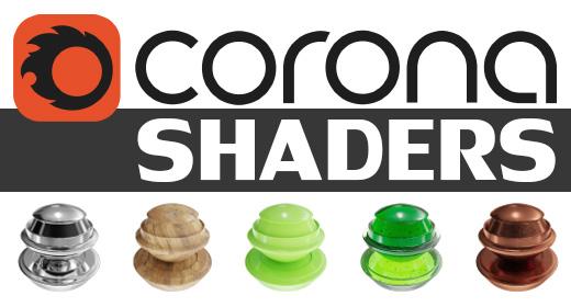 Corona Shader Collection