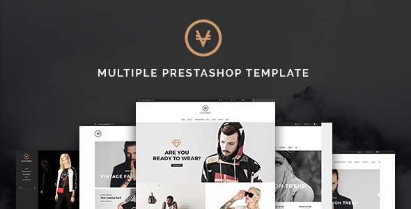Leo Vanis Fashion Responsive Prestashop Theme