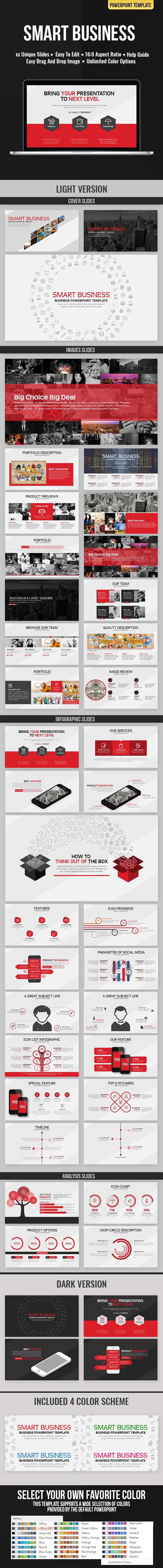 Smart Business Presentation