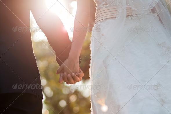 PhotoDune Bride and Groom 1257032