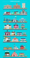 Comercial buildings.  thumbnail