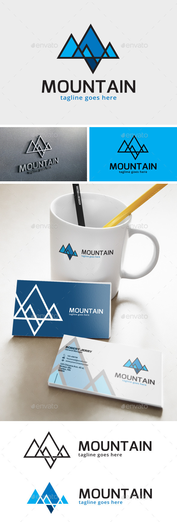 Mountain Line Logo