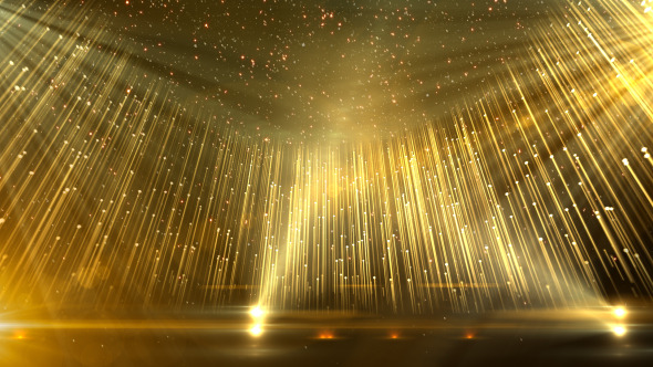 Golden Stage Awards Version By Rgba Design
