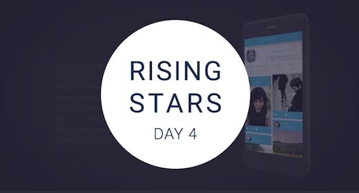 Rising Stars Day #4