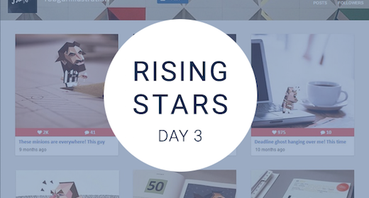 Rising Stars Day #3