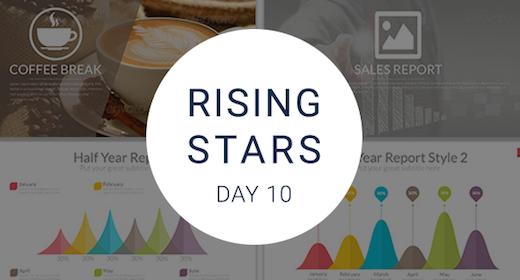 Rising Stars Day #10