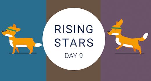 Rising Stars Day #9