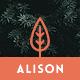 Alison - Responsive Personal Blog Theme