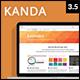 Kanda Bootstrap skin - CodeCanyon Item for Sale