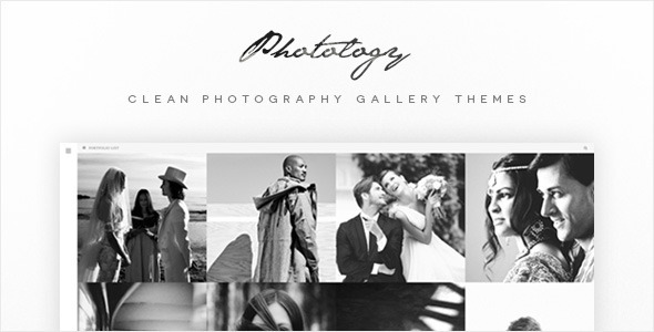 23 - Photology - Clean Photography Gallery Themes