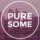 Puresome - One Page Muse Template