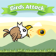 Birds Attack - iOS Game - Sprite Kit - iOS7 - iOS8