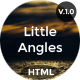 Little Angles - Multipurpose Non Profilt Template