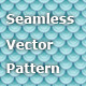 Scales vector pattern - GraphicRiver Item for Sale