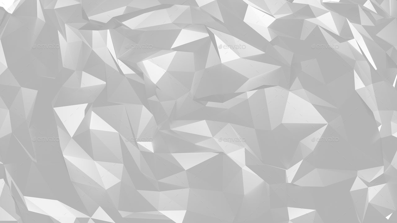 3d polygon background by lumenmedia graphicriver for Wallpaper 3d white