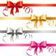 Multicolored Bows