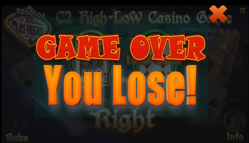 C2 High Low Game With Cheats by MeNandroid | CodeCanyon