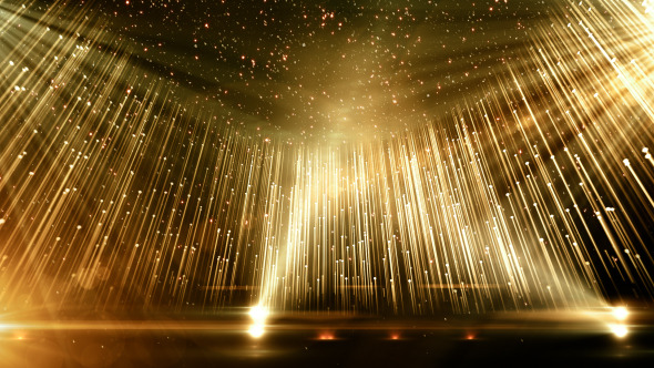 Motion graphic videohive golden stage awards version 2 - Oscar award wallpaper ...