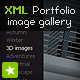 Dynamic XML Portfolio Gallery for images and SWF - ActiveDen Item for Sale