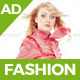 Fashion - HTML5 GWD Ad Banners