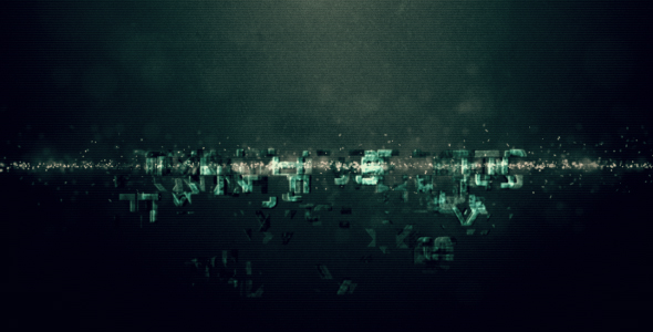 After Effects Project - VideoHive Glitch Trailer 152302