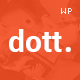 Dott - Business WordPress Theme - ThemeForest Item for Sale