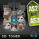 3D Tower Navigation AS2 and AS3 - ActiveDen Item for Sale