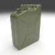 Jerry Can Green