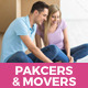 Packers and Movers - HTML5 Ad Banners