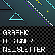 Graphic Designer Newsletter Layout - GraphicRiver Item for Sale