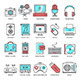 Creative and User Generated Content Icons