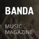 Banda - HTML5 Music Magazine