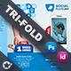 Social Team Tri-Fold Templates