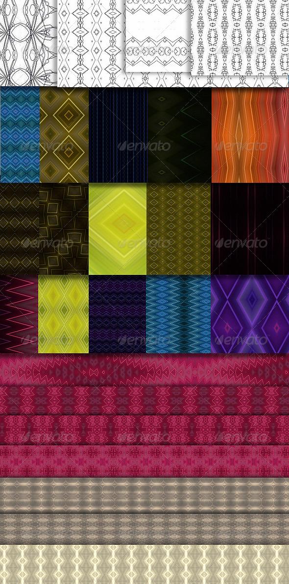 26 Retro Pattern