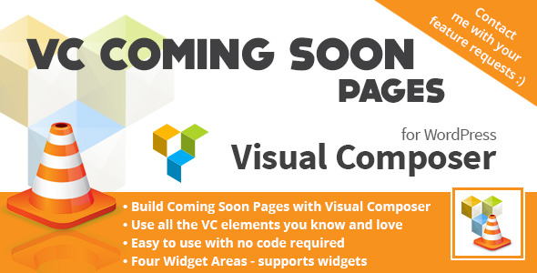 Download VC Coming Soon Pages nulled download