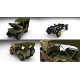 Full (w chassis) Jeep Willys MB Military Camo
