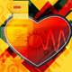 Medical Cardialogy Abstract Illustration