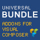 Universal Bundle of Addons for Visual Composer
