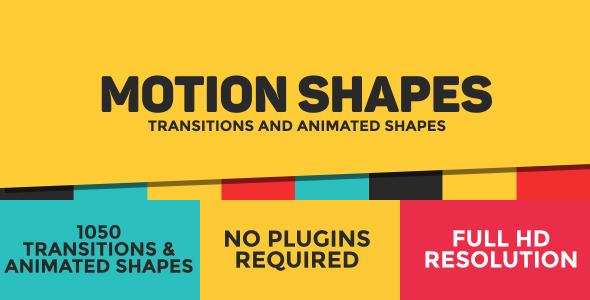 Dynamic Shapes Animated Shape Layer Elements