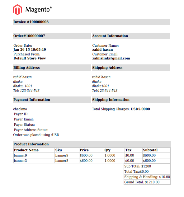 Maidofhonortoastus  Pleasant Customer Invoice By Itheavenorg  Codecanyon With Foxy After Click On Go Back Button We Will Go Back To The Previous Listclick On Print Button Of The Top Of The Page And Print Form The Invoice List It Will  With Awesome Paid The Invoice Also Original Invoice Required In Addition Roof Invoice And Invoice Maker Online As Well As Invoice Zoho Additionally Invoice Number Tracking From Codecanyonnet With Maidofhonortoastus  Foxy Customer Invoice By Itheavenorg  Codecanyon With Awesome After Click On Go Back Button We Will Go Back To The Previous Listclick On Print Button Of The Top Of The Page And Print Form The Invoice List It Will  And Pleasant Paid The Invoice Also Original Invoice Required In Addition Roof Invoice From Codecanyonnet