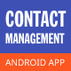 Contact Management Android App