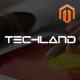 MT Techland Digital Technology Magento Theme