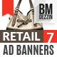 Retail Banner Ads
