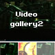Dynamic flash video gallery 2 - ActiveDen Item for Sale