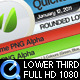 Rounded Lower Thirds - VideoHive Item for Sale